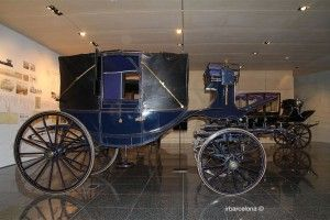 Collection of Funeral Carriages