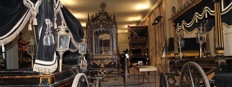 Colección Carrozas Fúnebres