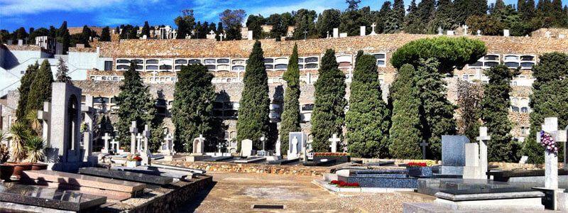 cementerios Barcelona