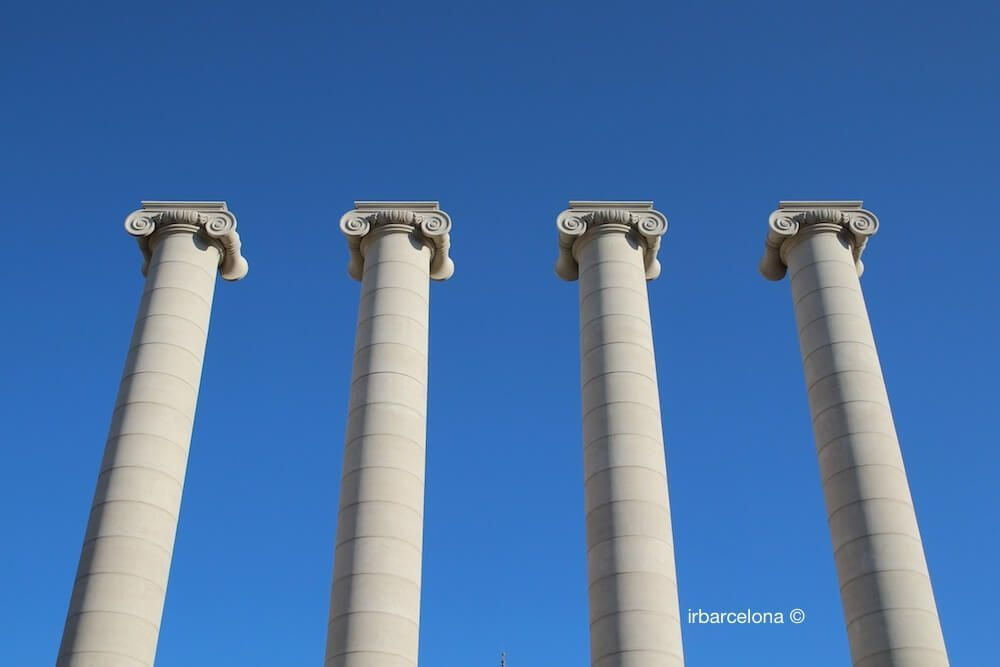 Columnas Puig i Cadafalch