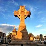 cruz Cementerio del Poblenou