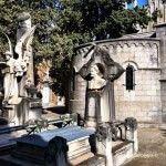 mausoleos Cementerio de Montjuïc