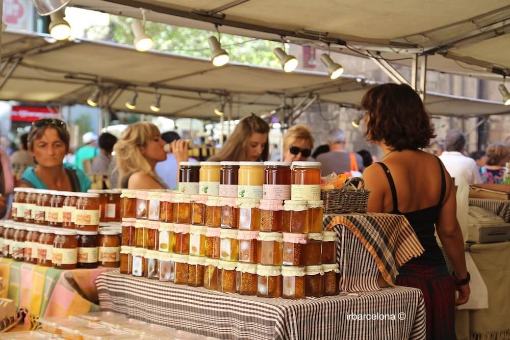 honey artisan food market