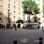 plaza del Pi