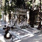 sepultura Cementerio de Montjuïc