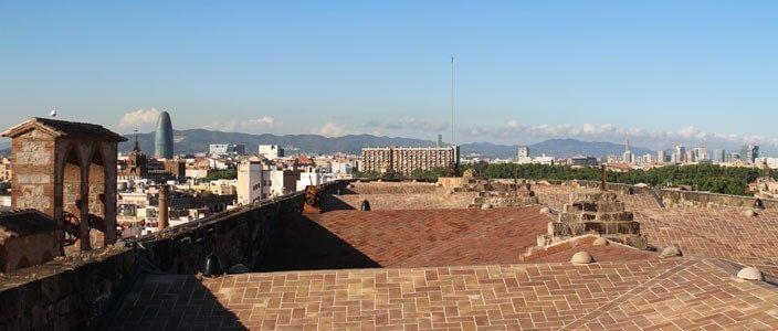 Visita guiada a las terrazas de Santa María del Mar
