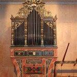 instrumento expuesto en el museo