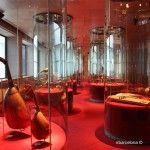 instrumentos en el Museo de la Música