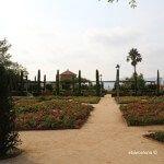flores Jardín Teatre Grec