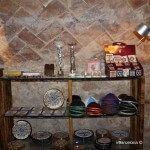 objetos de regalo en la Sinagoga