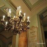 lámpara vestíbulo