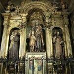 capilla en la Basílica de la Mercè