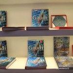 libros tienda Gaudí Experiència