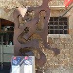 puerta entrada Museo Diocesano