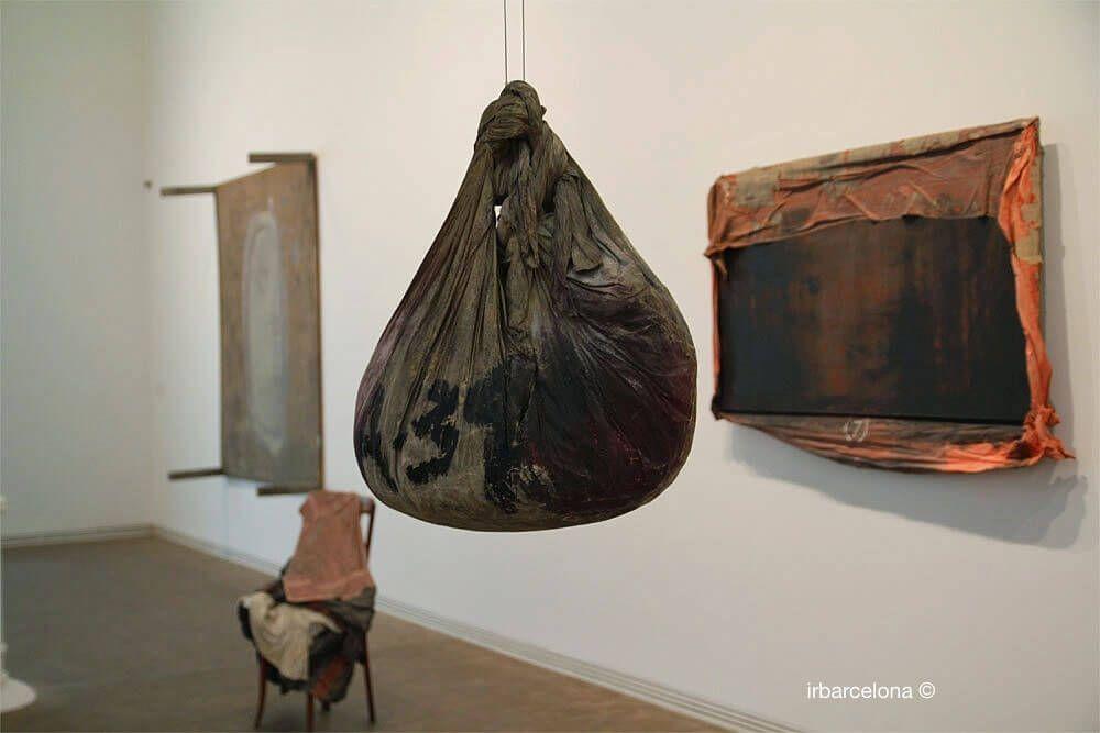 obras de Antoni Tàpies