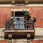 balcón Rambla del Poblenou