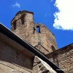 campanario de Sant Pau del Camp
