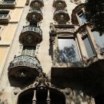 fachada Casa Comalat av. Diagonal