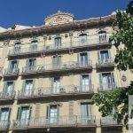 edificio modernista Rambla Catalunya