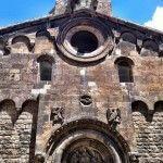 fachada principal Sant Pau dle Camp
