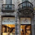 entrada Chocolates Brescó Casa Calvet