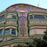 fachada Casa Comalat