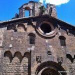 fachada principal Sant Pau del Camp
