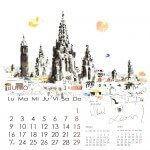 junio, calendario Barcelonink 2014