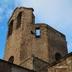 campanario Sant Pau del Camp