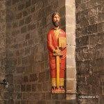 figura religiosa Sant Pau del Camp