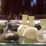 frascos de la Barcelona del 1700