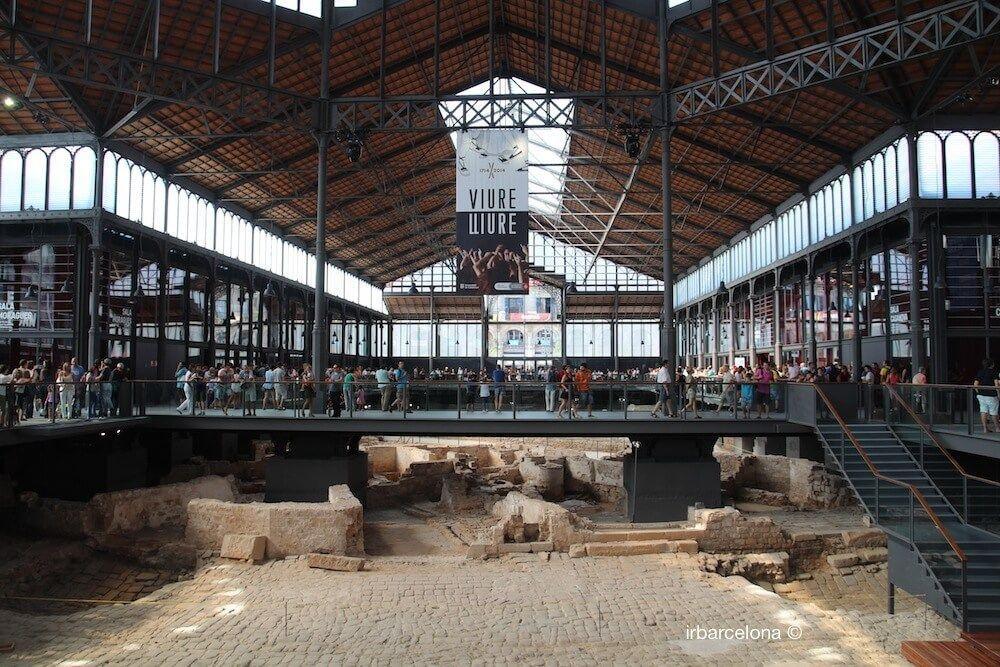 intérieur Born Centre Cultural Memòria