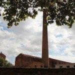 recinto industrial de la Colonia Güell