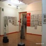 sala de arte europeo erótico