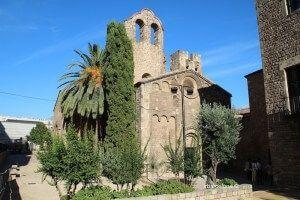 Monastero di Sant Pau del Camp