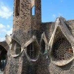 torre Cripta Gaudí