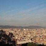 vistas de la Torre Agbar