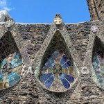 vidrieras Cripta Gaudí