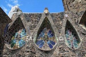 Colonia Güell et Cripta Gaudí