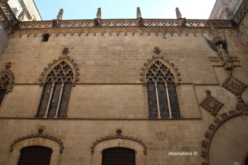 facciata laterale Municipio