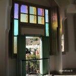 vidriera de colores Bellesguard