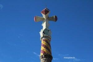 cruz pináculo Bellesguard