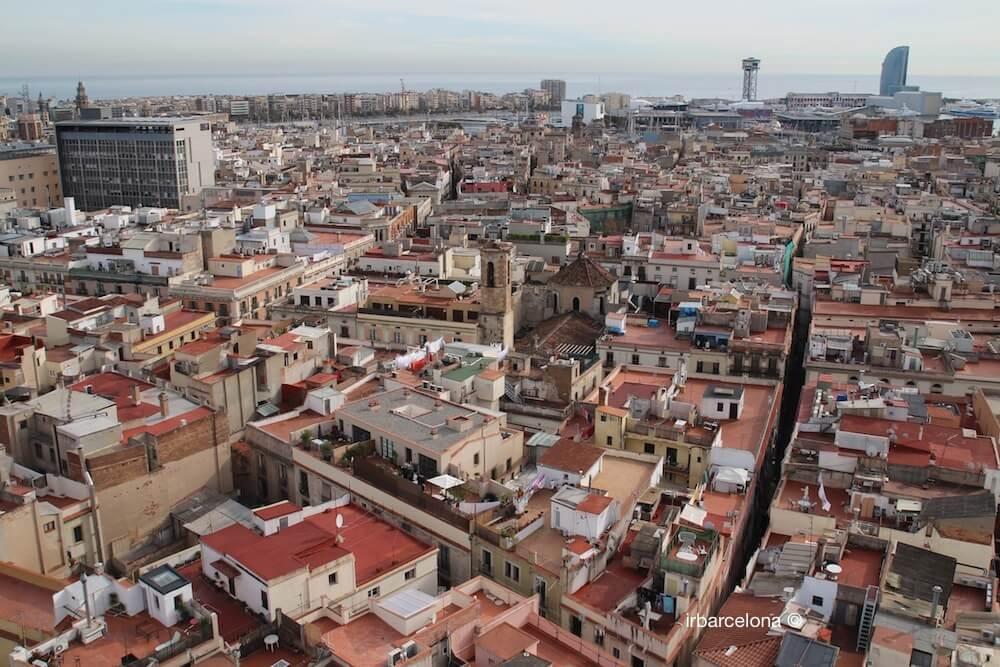 vista Barceloneta