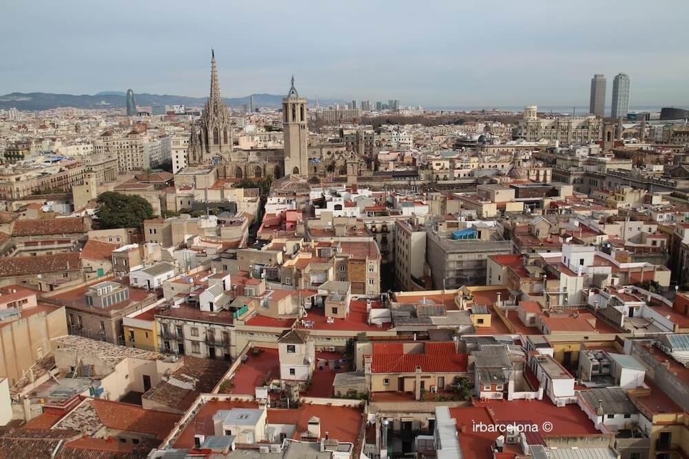 vista de Ciutat Vella