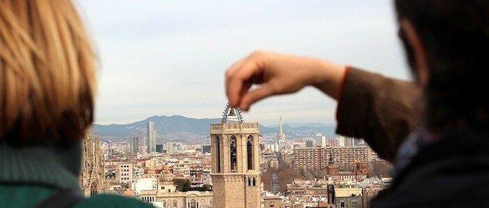 Visita guiada a la Basílica de Santa Maria del Pi y a su campanario