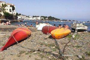 barques Cadaqués