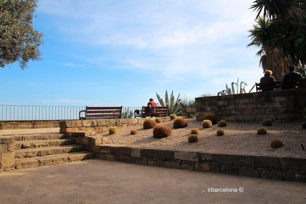 mirador costa Barcellona