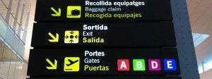 Centro Barcelona desde Aeropuerto El Prat