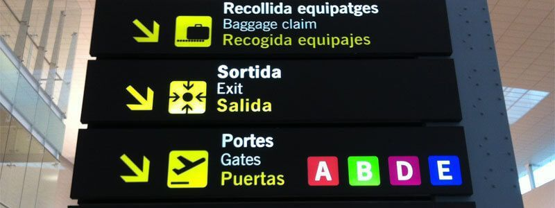 Centro Barcelona desde Aeropuerto Reus