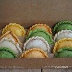 caja empanadas